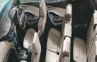 Hyundai Santa Fe Top View Picture