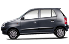 Hyundai Santro Xing in Grey Color