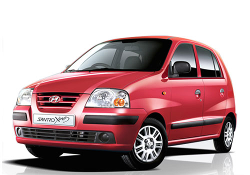 Hyundai Santro Xing GL Plus LPG