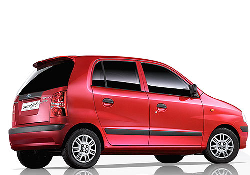 Hyundai Santro Xing Cross Side View Exterior Picture