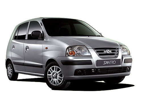 Hyundai Santro Photo