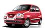 Hyundai Santro Xing Front Angle View