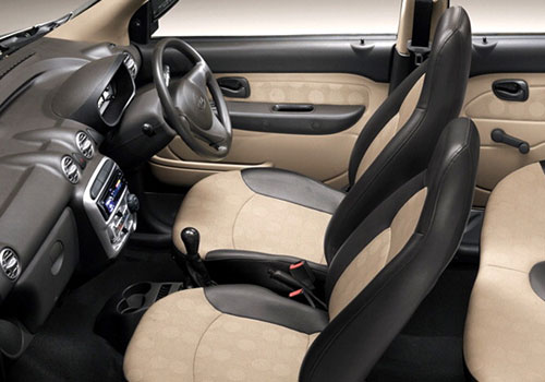 hyundai santro xing front seats interior picture. Black Bedroom Furniture Sets. Home Design Ideas