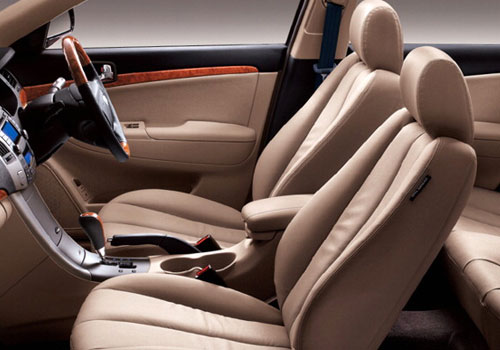 Hyundai Sonata Transform Front Seats Interior Picture