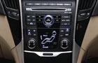 Hyundai Sonata Front AC Controls Picture