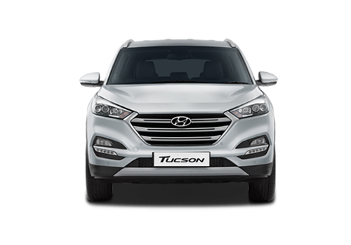 Hyundai Tucson Front View Exterior Picture