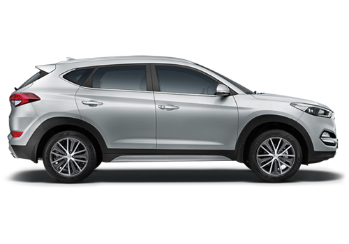 Hyundai Tucson Side Medium View Exterior Picture
