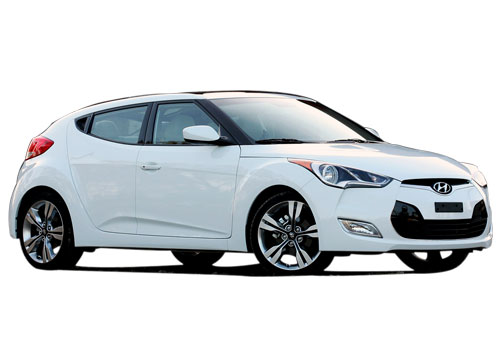Hyundai Veloster Photo
