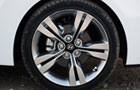 Hyundai Veloster Wheel and Tyre Picture