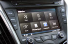 Hyundai Veloster Stereo Picture