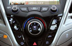 Hyundai Veloster Rear AC Control Picture