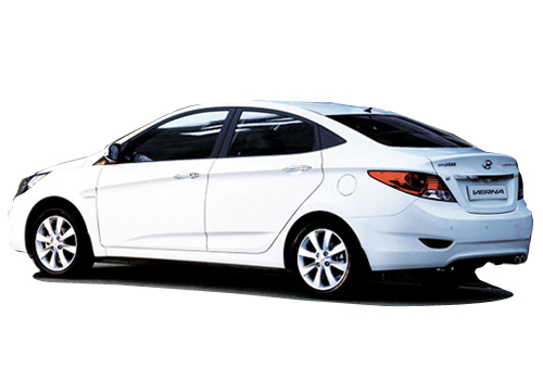 Hyundai Verna Cross Side View Exterior Picture
