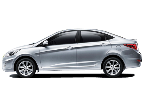 Hyundai Verna Front Angle Side View Exterior Picture