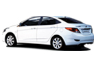 Hyundai Verna Cross Side View Picture