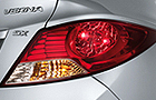 Hyundai Verna Tail Light Picture