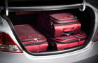 Hyundai Verna Boot Open Photos