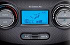 Hyundai Verna Rear AC Control Picture