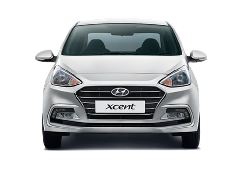 Hyundai Xcent Front View Picture