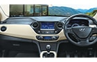 Hyundai Xcent Central Control Picture