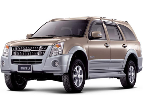 Isuzu Mu7 Price Reviews Autos Post