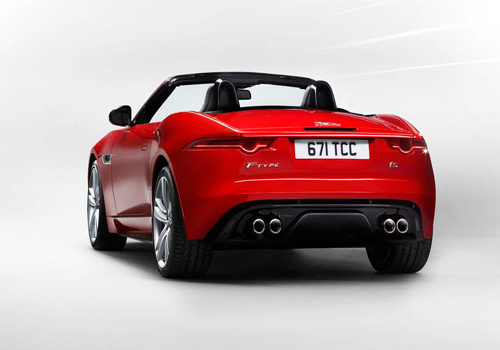 Jaguar F Type Cross Side View Exterior Picture