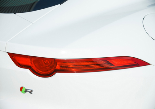 Jaguar F Type Tail Light Exterior Picture