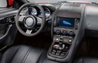 Jaguar F Type Central Control Picture