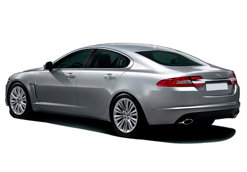 Jaguar XF Cross Side View Exterior Picture