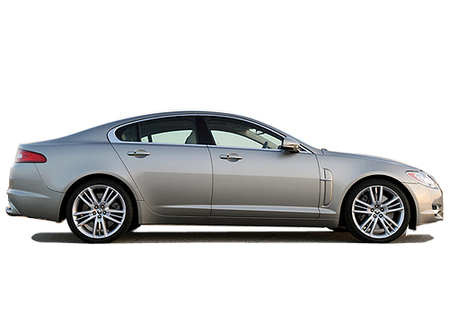 Jaguar XF Side Medium View Exterior Picture