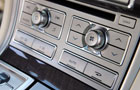 Jaguar XF Rear AC Control Picture