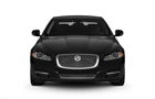 Jaguar XJ Front Low Angle View Picture