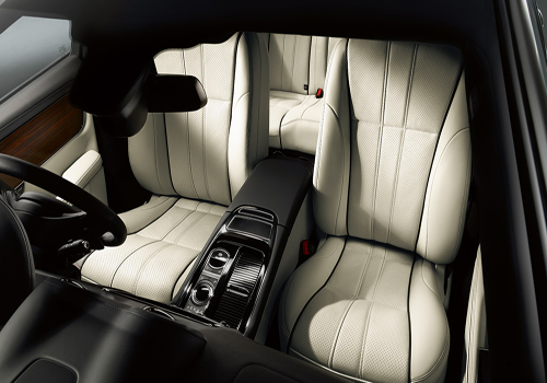 Jaguar XJ Front Seats Interior Picture
