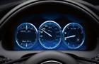 Jaguar XJ Tachometer Picture