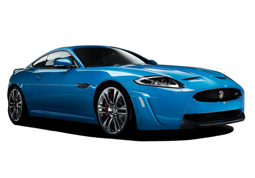 Jaguar XK Front Low Angle View Exterior Picture