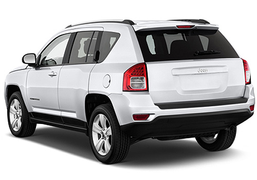 Jeep Compass Cross Side View Exterior Picture