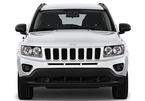 Jeep Compass Front View Exterior Picture