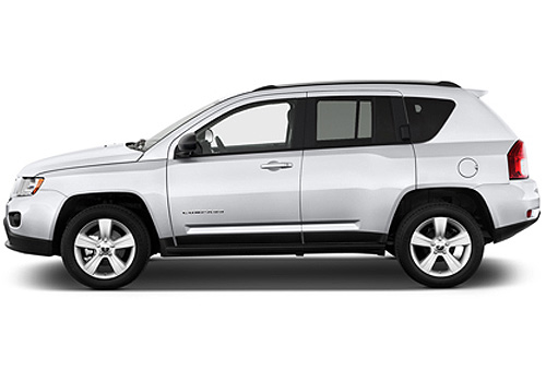 Jeep Compass Front Angle Side View Exterior Picture