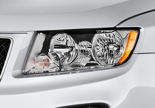 Jeep Compass Headlight Exterior Picture