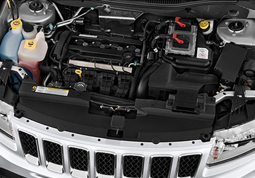 Jeep Compass Engine Interior Picture