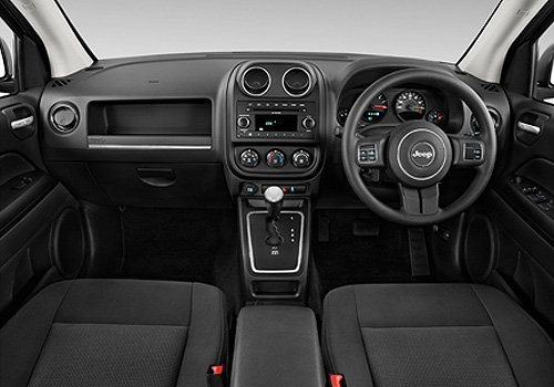 Jeep Compass Dashboard Interior Picture