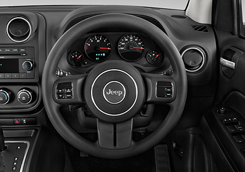 Jeep Compass Steering Wheel Interior Picture