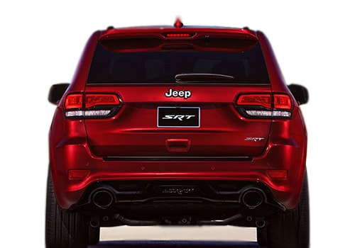 Jeep Grand Cherokee SRT Rear View Exterior Picture