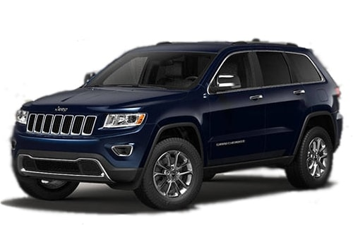 Jeep Grand Cherokee Front Angle View Exterior Picture