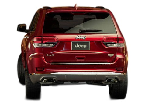 Jeep Grand Cherokee Rear View Exterior Picture