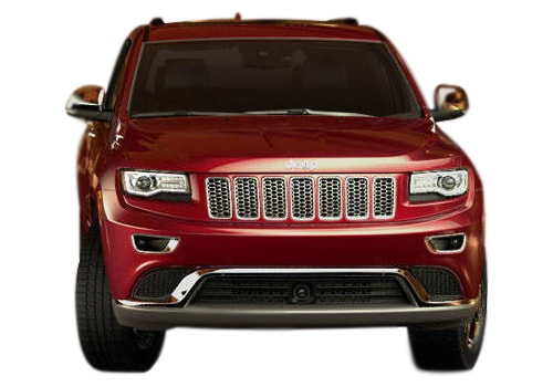 Jeep Grand Cherokee Front View Exterior Picture