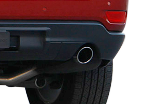 Jeep Grand Cherokee Exhaust Pipe Exterior Picture