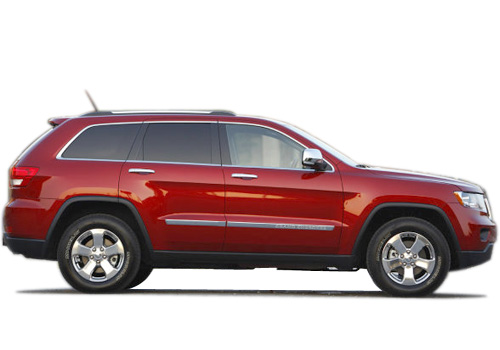 Jeep Grand Cherokee Side Medium View Exterior Picture