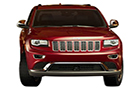 Jeep Grand Cherokee Front View Picture