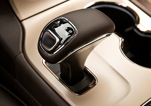 Jeep Grand Cherokee Gear Knob Interior Picture