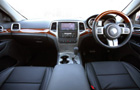 Jeep Grand Cherokee Dashboard Picture